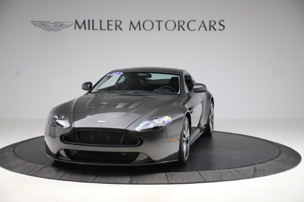 Used 2012 Aston Martin V12 Vantage Coupe for sale $115,900 at Aston Martin of Greenwich in Greenwich CT 06830 12