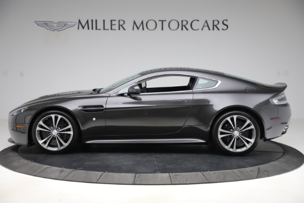 Used 2012 Aston Martin V12 Vantage Coupe for sale $115,900 at Aston Martin of Greenwich in Greenwich CT 06830 2