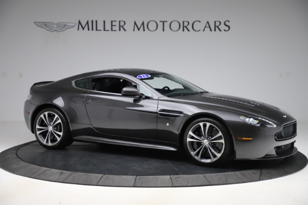 Used 2012 Aston Martin V12 Vantage Coupe for sale $115,900 at Aston Martin of Greenwich in Greenwich CT 06830 9