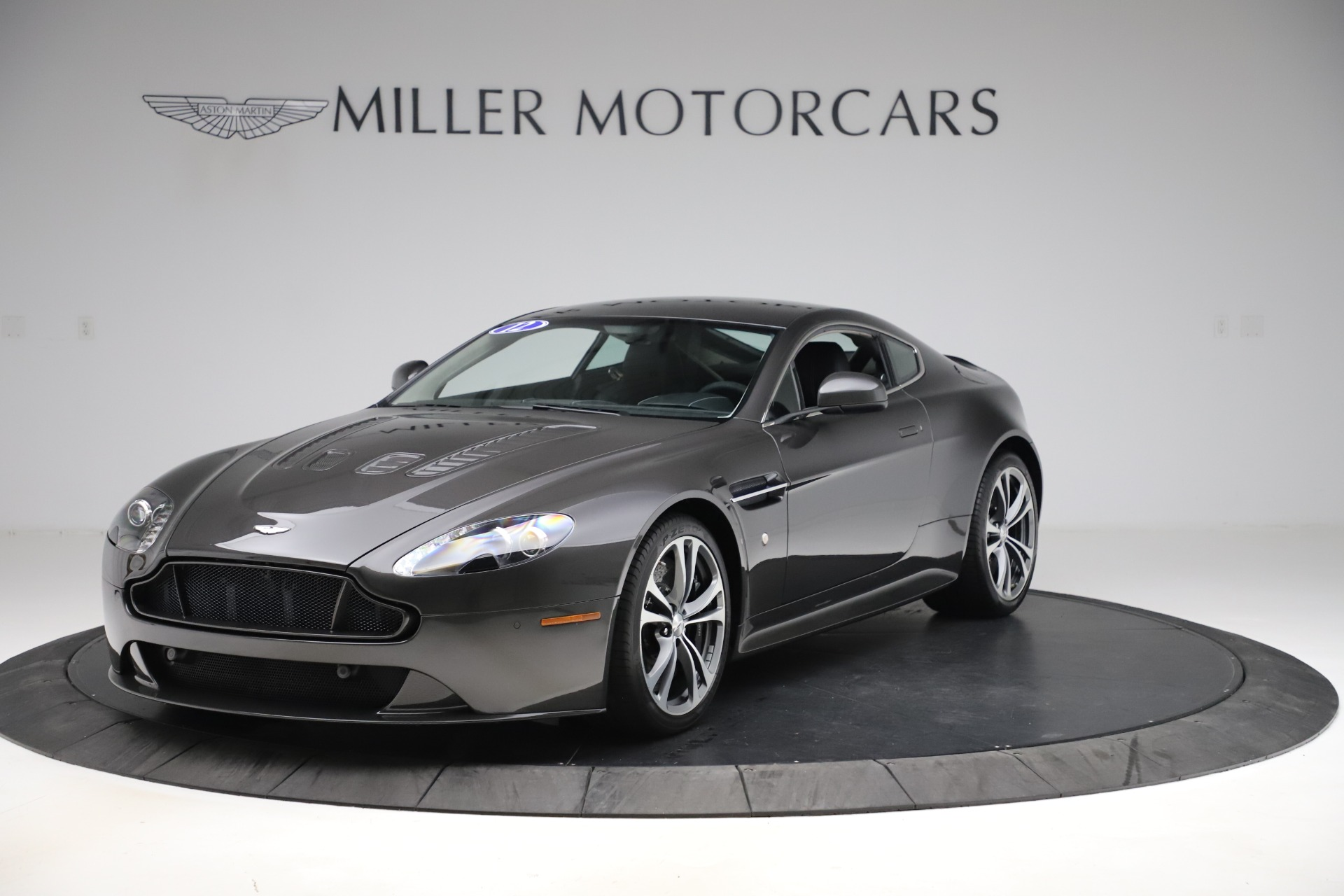 Used 2012 Aston Martin V12 Vantage Coupe for sale $115,900 at Aston Martin of Greenwich in Greenwich CT 06830 1