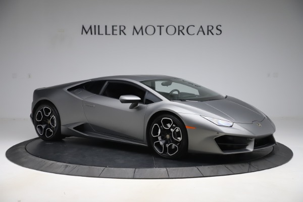 Used 2017 Lamborghini Huracan LP 580-2 for sale $179,900 at Aston Martin of Greenwich in Greenwich CT 06830 10