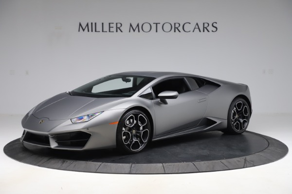 Used 2017 Lamborghini Huracan LP 580-2 for sale $179,900 at Aston Martin of Greenwich in Greenwich CT 06830 2