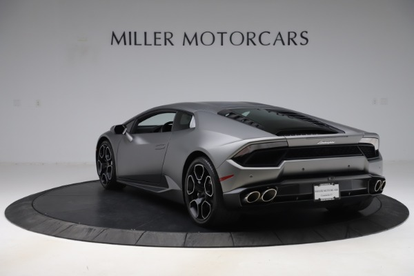 Used 2017 Lamborghini Huracan LP 580-2 for sale $179,900 at Aston Martin of Greenwich in Greenwich CT 06830 5