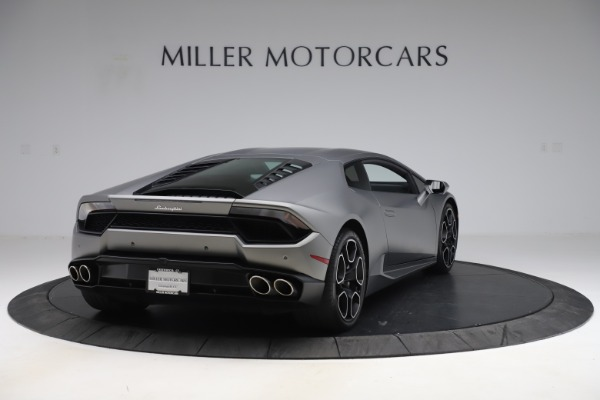 Used 2017 Lamborghini Huracan LP 580-2 for sale $179,900 at Aston Martin of Greenwich in Greenwich CT 06830 7