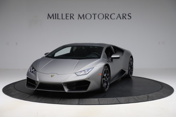 Used 2017 Lamborghini Huracan LP 580-2 for sale $179,900 at Aston Martin of Greenwich in Greenwich CT 06830 1