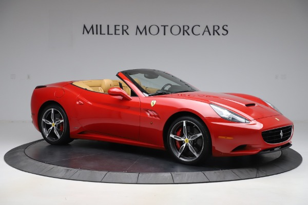 Used 2014 Ferrari California 30 for sale $127,900 at Aston Martin of Greenwich in Greenwich CT 06830 10