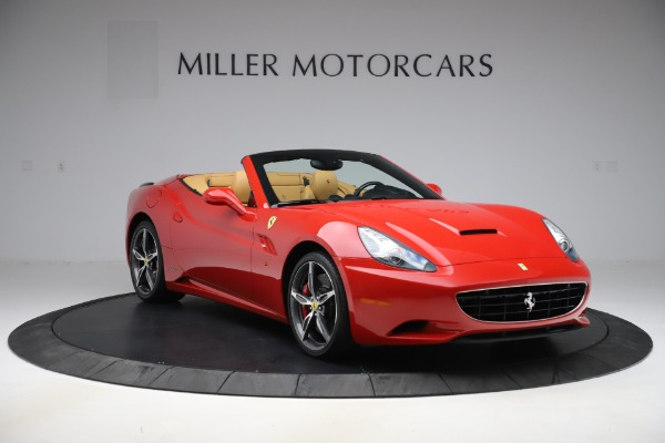 Used 2014 Ferrari California 30 for sale $127,900 at Aston Martin of Greenwich in Greenwich CT 06830 11