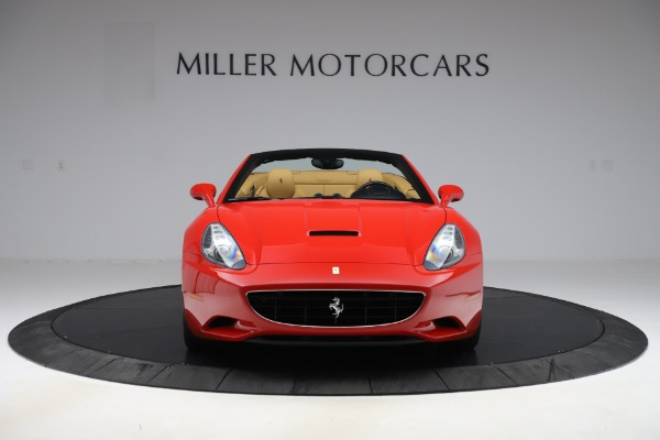 Used 2014 Ferrari California 30 for sale $127,900 at Aston Martin of Greenwich in Greenwich CT 06830 12