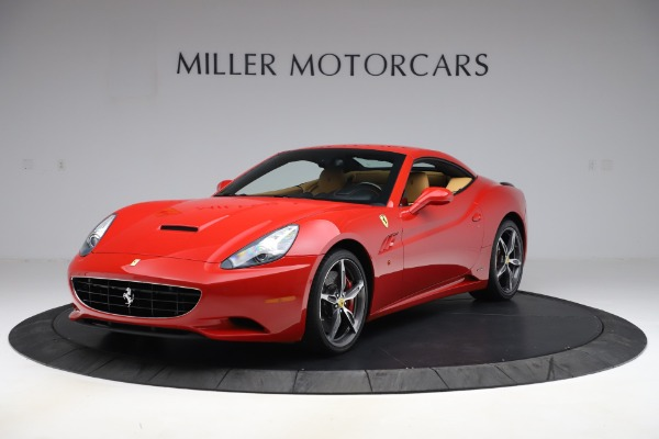 Used 2014 Ferrari California 30 for sale $127,900 at Aston Martin of Greenwich in Greenwich CT 06830 13
