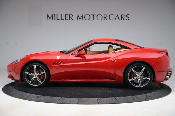 Used 2014 Ferrari California 30 for sale $127,900 at Aston Martin of Greenwich in Greenwich CT 06830 14