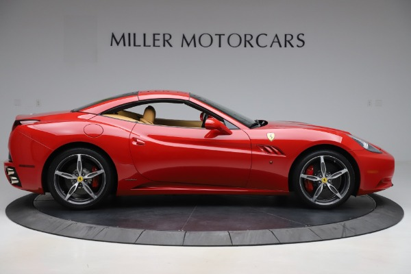 Used 2014 Ferrari California 30 for sale $127,900 at Aston Martin of Greenwich in Greenwich CT 06830 15