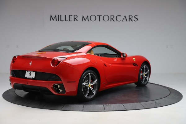 Used 2014 Ferrari California 30 for sale $127,900 at Aston Martin of Greenwich in Greenwich CT 06830 16