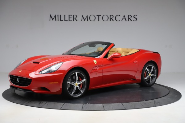 Used 2014 Ferrari California 30 for sale $127,900 at Aston Martin of Greenwich in Greenwich CT 06830 2
