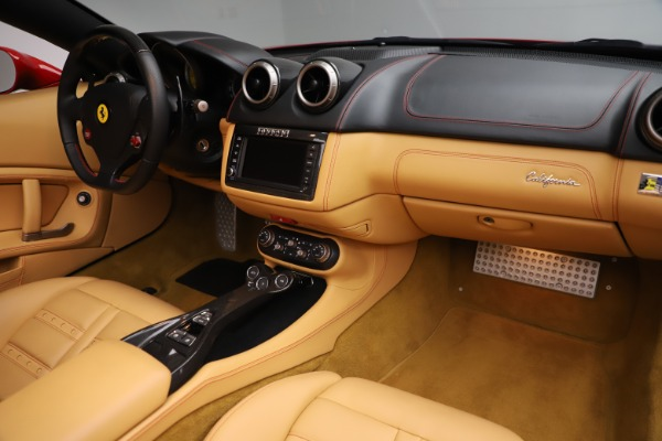 Used 2014 Ferrari California 30 for sale $127,900 at Aston Martin of Greenwich in Greenwich CT 06830 23