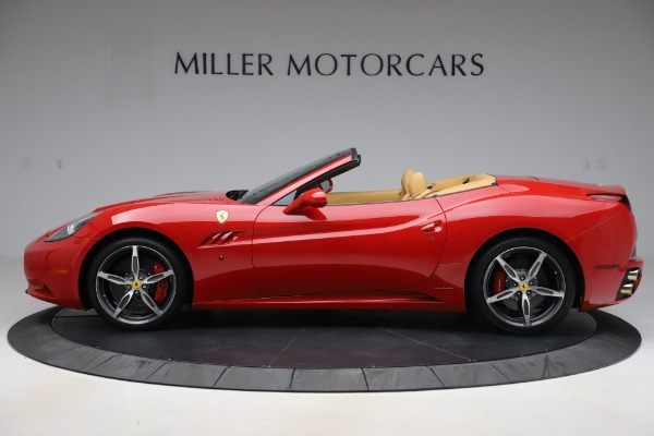 Used 2014 Ferrari California 30 for sale $127,900 at Aston Martin of Greenwich in Greenwich CT 06830 3