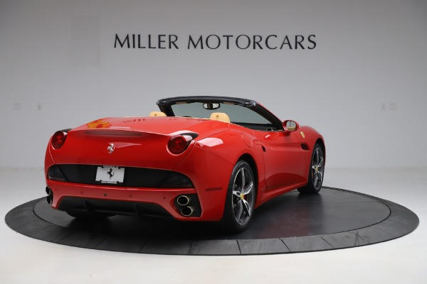 Used 2014 Ferrari California 30 for sale $127,900 at Aston Martin of Greenwich in Greenwich CT 06830 7