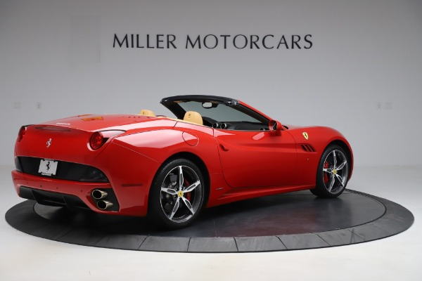 Used 2014 Ferrari California 30 for sale $127,900 at Aston Martin of Greenwich in Greenwich CT 06830 8