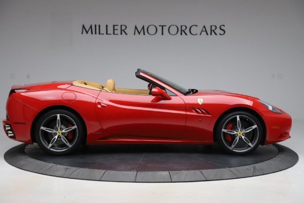 Used 2014 Ferrari California 30 for sale $127,900 at Aston Martin of Greenwich in Greenwich CT 06830 9