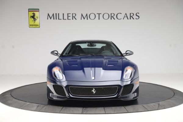 Used 2011 Ferrari 599 GTO for sale $565,900 at Aston Martin of Greenwich in Greenwich CT 06830 12