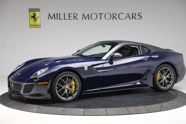 Used 2011 Ferrari 599 GTO for sale $565,900 at Aston Martin of Greenwich in Greenwich CT 06830 2