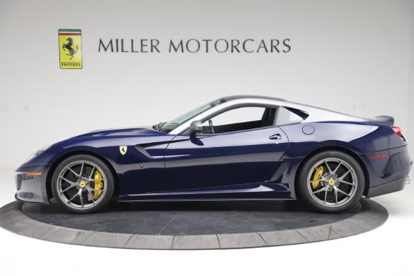 Used 2011 Ferrari 599 GTO for sale $565,900 at Aston Martin of Greenwich in Greenwich CT 06830 3