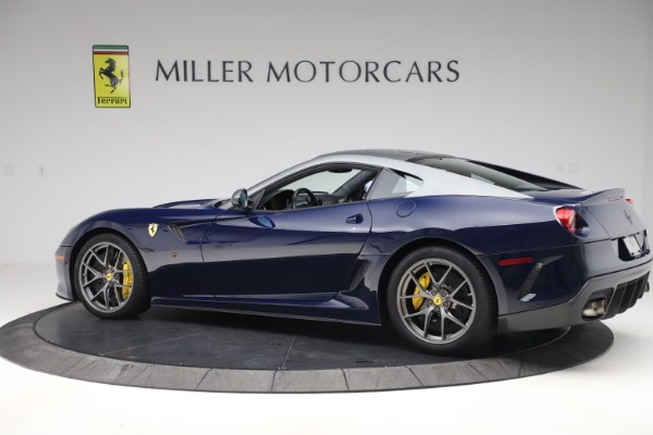 Used 2011 Ferrari 599 GTO for sale $565,900 at Aston Martin of Greenwich in Greenwich CT 06830 4