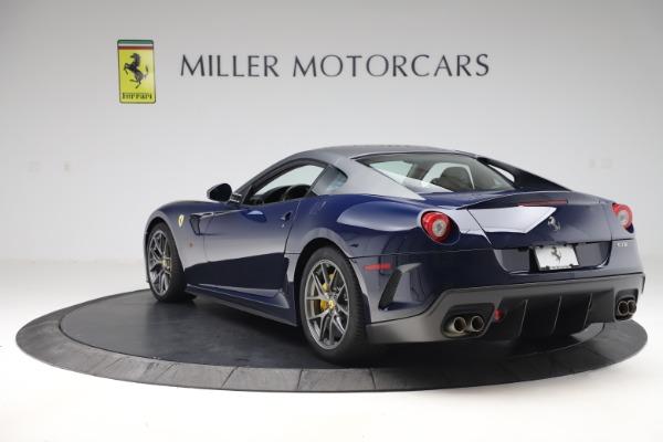 Used 2011 Ferrari 599 GTO for sale $565,900 at Aston Martin of Greenwich in Greenwich CT 06830 5