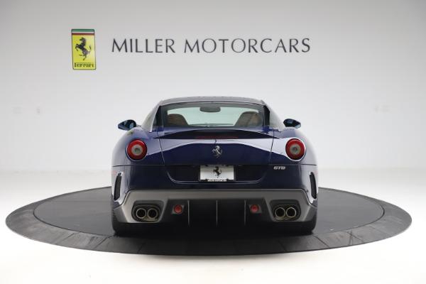 Used 2011 Ferrari 599 GTO for sale $565,900 at Aston Martin of Greenwich in Greenwich CT 06830 6