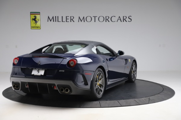 Used 2011 Ferrari 599 GTO for sale $565,900 at Aston Martin of Greenwich in Greenwich CT 06830 7