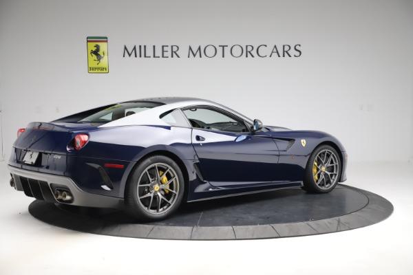 Used 2011 Ferrari 599 GTO for sale $565,900 at Aston Martin of Greenwich in Greenwich CT 06830 8