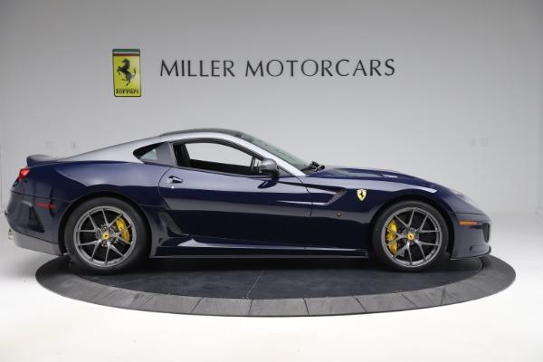 Used 2011 Ferrari 599 GTO for sale $565,900 at Aston Martin of Greenwich in Greenwich CT 06830 9