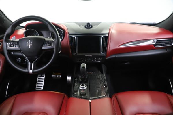Used 2019 Maserati Levante S Q4 GranLusso for sale $73,900 at Aston Martin of Greenwich in Greenwich CT 06830 16