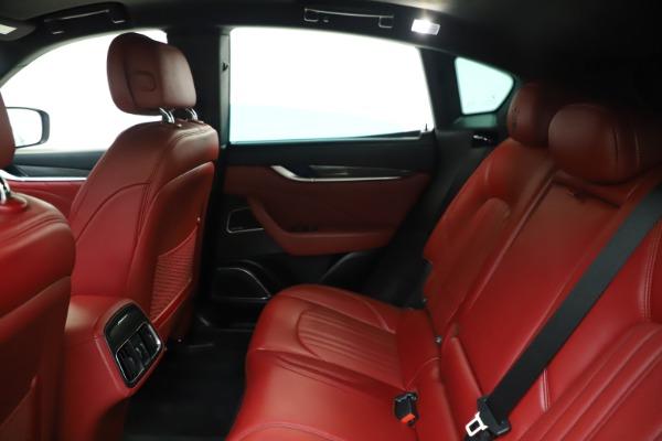 Used 2019 Maserati Levante S Q4 GranLusso for sale $73,900 at Aston Martin of Greenwich in Greenwich CT 06830 19