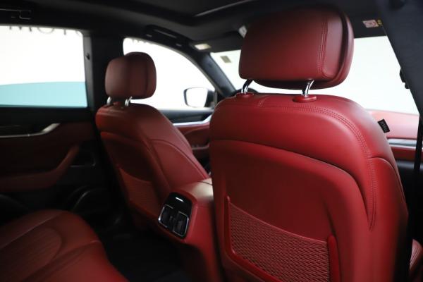 Used 2019 Maserati Levante S Q4 GranLusso for sale $73,900 at Aston Martin of Greenwich in Greenwich CT 06830 28