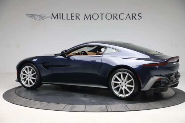 New 2020 Aston Martin Vantage Coupe for sale $174,731 at Aston Martin of Greenwich in Greenwich CT 06830 10