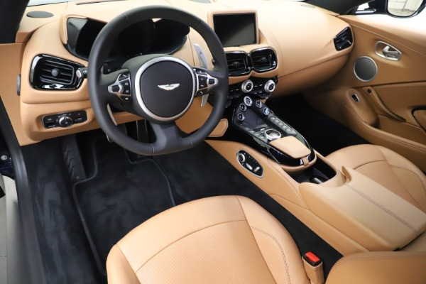 New 2020 Aston Martin Vantage Coupe for sale $174,731 at Aston Martin of Greenwich in Greenwich CT 06830 13