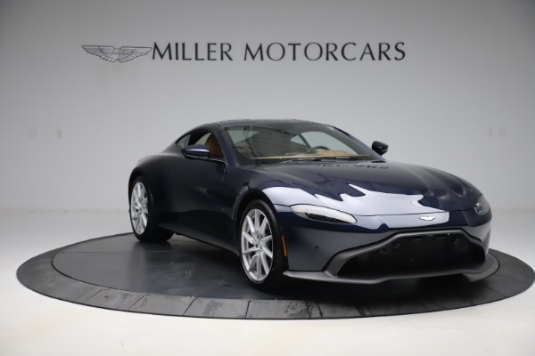 New 2020 Aston Martin Vantage Coupe for sale $174,731 at Aston Martin of Greenwich in Greenwich CT 06830 3