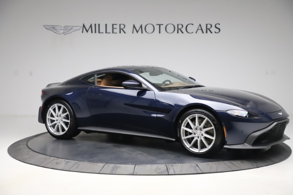 New 2020 Aston Martin Vantage Coupe for sale $174,731 at Aston Martin of Greenwich in Greenwich CT 06830 4