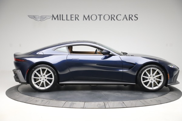 New 2020 Aston Martin Vantage Coupe for sale $174,731 at Aston Martin of Greenwich in Greenwich CT 06830 5