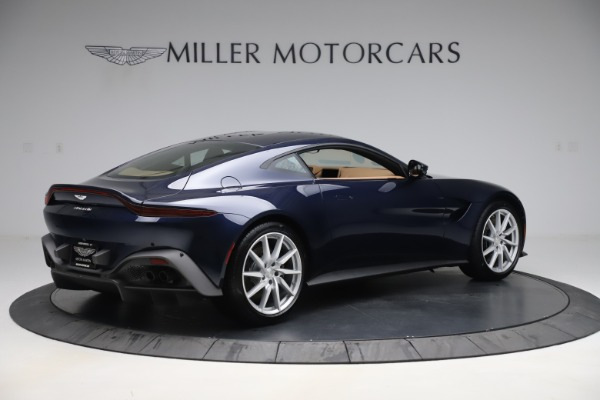 New 2020 Aston Martin Vantage Coupe for sale $174,731 at Aston Martin of Greenwich in Greenwich CT 06830 6