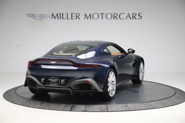 New 2020 Aston Martin Vantage Coupe for sale $174,731 at Aston Martin of Greenwich in Greenwich CT 06830 7