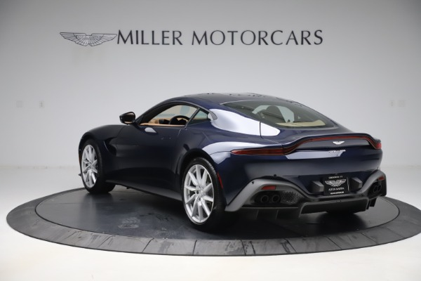 New 2020 Aston Martin Vantage Coupe for sale $174,731 at Aston Martin of Greenwich in Greenwich CT 06830 9