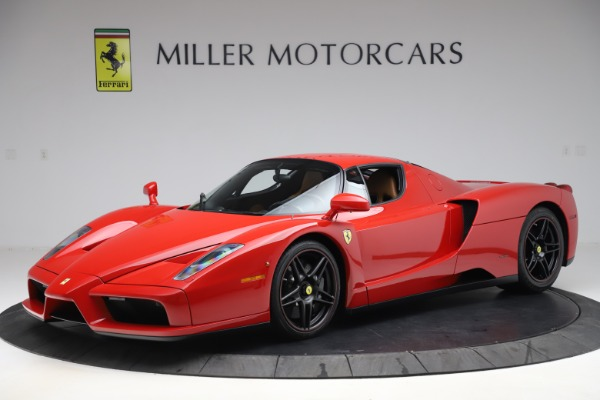 Used 2003 Ferrari Enzo for sale Call for price at Aston Martin of Greenwich in Greenwich CT 06830 2