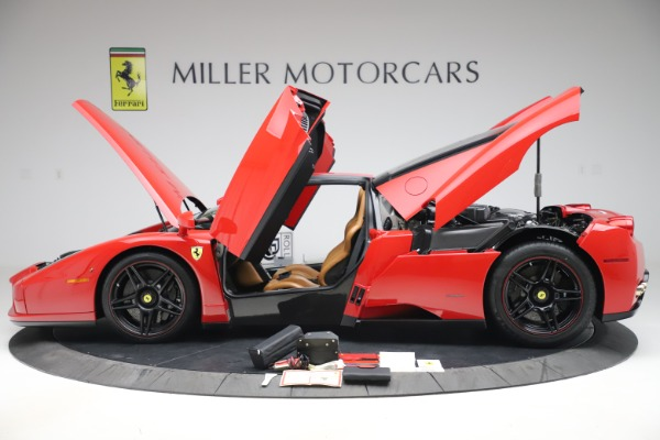 Used 2003 Ferrari Enzo for sale Call for price at Aston Martin of Greenwich in Greenwich CT 06830 28