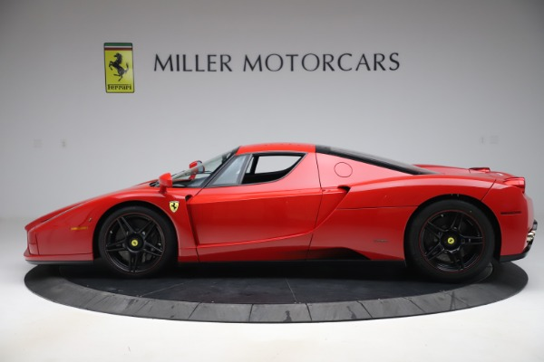 Used 2003 Ferrari Enzo for sale Call for price at Aston Martin of Greenwich in Greenwich CT 06830 3