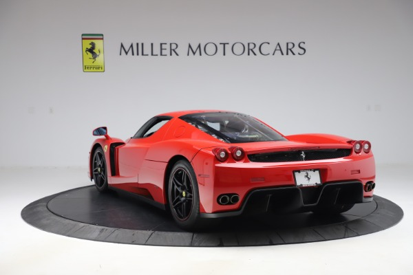 Used 2003 Ferrari Enzo for sale Call for price at Aston Martin of Greenwich in Greenwich CT 06830 5