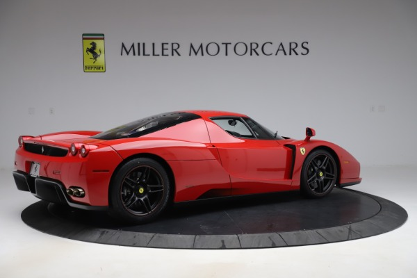 Used 2003 Ferrari Enzo for sale Call for price at Aston Martin of Greenwich in Greenwich CT 06830 8