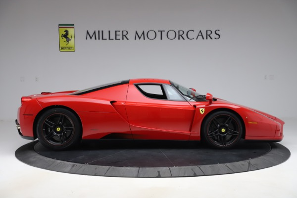 Used 2003 Ferrari Enzo for sale Call for price at Aston Martin of Greenwich in Greenwich CT 06830 9