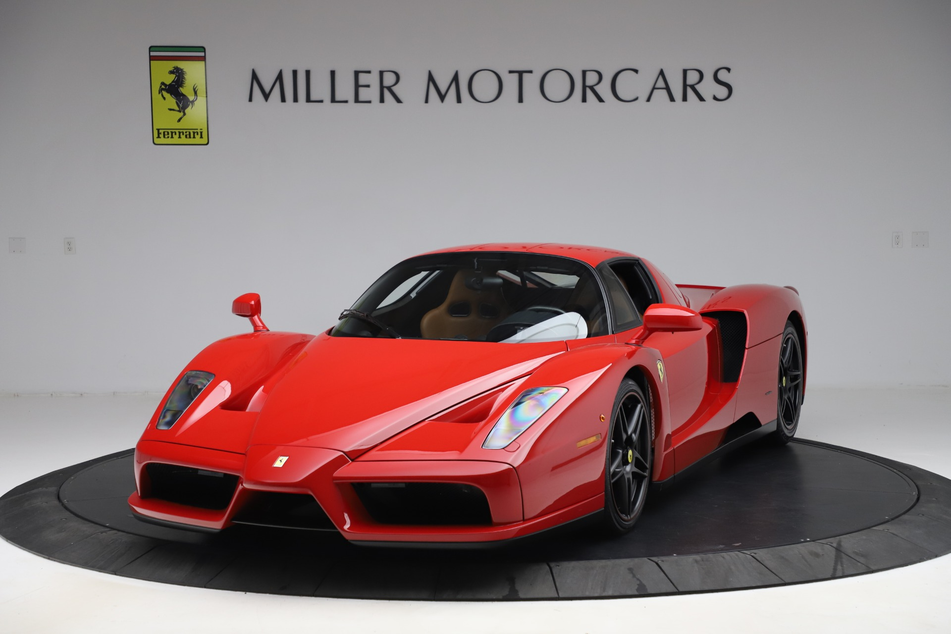 Used 2003 Ferrari Enzo for sale Call for price at Aston Martin of Greenwich in Greenwich CT 06830 1