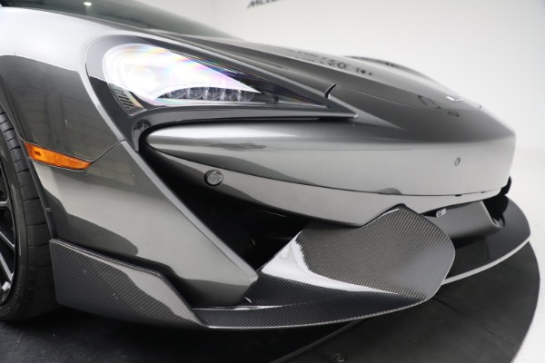 Used 2017 McLaren 570GT for sale $145,900 at Aston Martin of Greenwich in Greenwich CT 06830 15